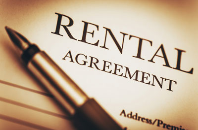 rental agreement Park City Utah